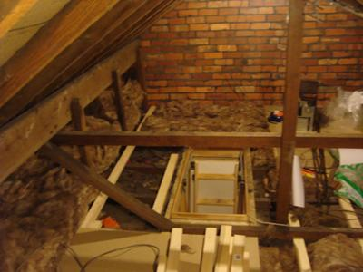 Floor Joists And Support Beams For Loft Conversions