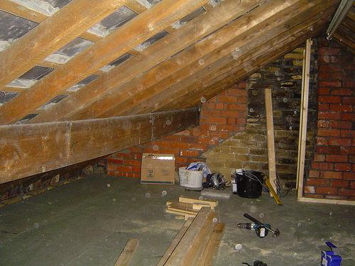 Storage Loft Conversion