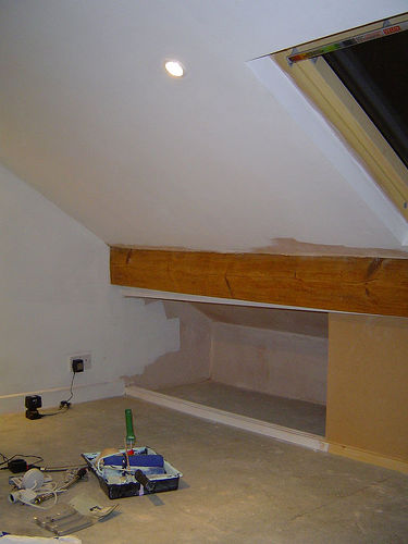 Eaves Cupboards In Loft Conversions
