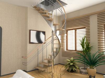 Acessing Loft Conversions By This Style Of Stair Can Look Good And Does Seem To Save E But Quite Often Kind Access Will Use Up More Room Than A