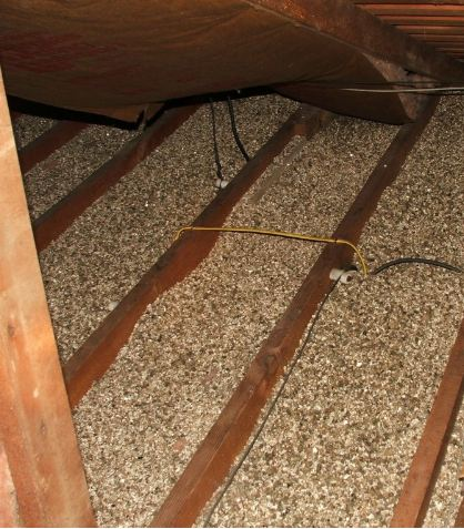 Loose fill insulation for your loft although the material is simply poured between the joists in the roof space there are a few important points to note solutioingenieria Choice Image